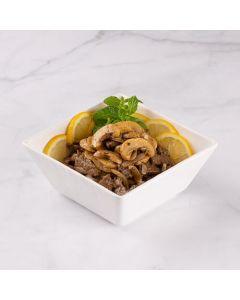 Mushroom & Meat Mufarakih