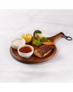 Groilled Salmon Fillet
