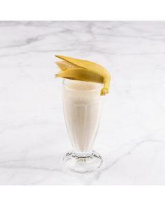 Banana and Milk Cocktail
