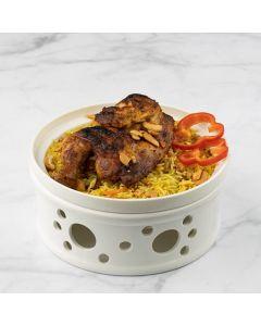 Chicken Kabsah
