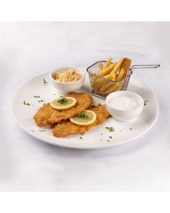 Chicken Escalop  Pan�es